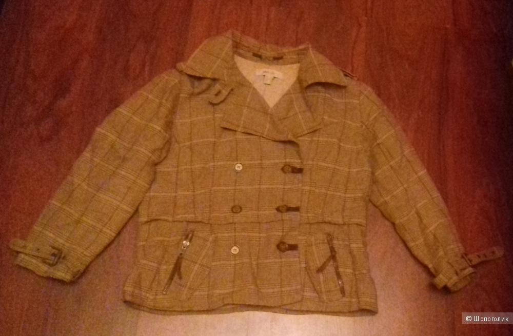 Костюм пиджак и шорты Mango Juit