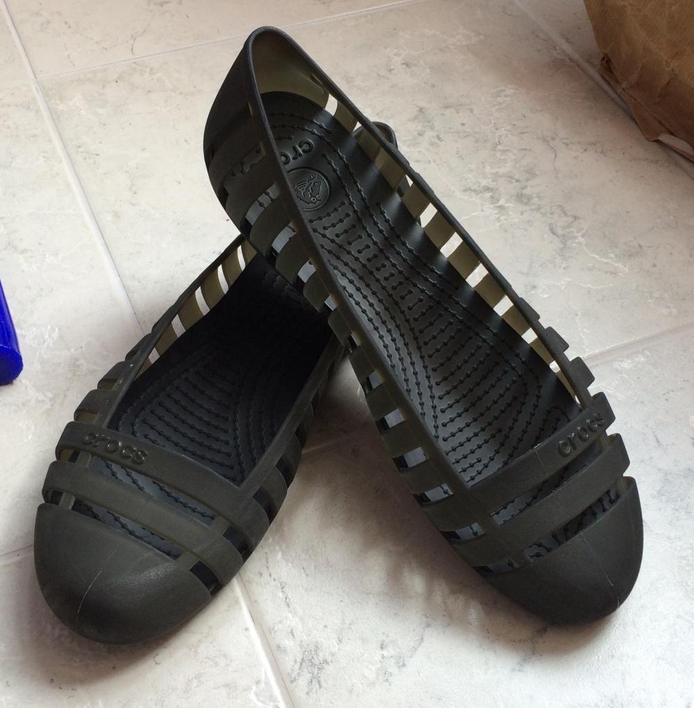 Балетки Crocs, размер 37
