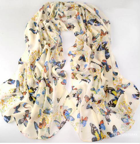 Замечательные шарфики