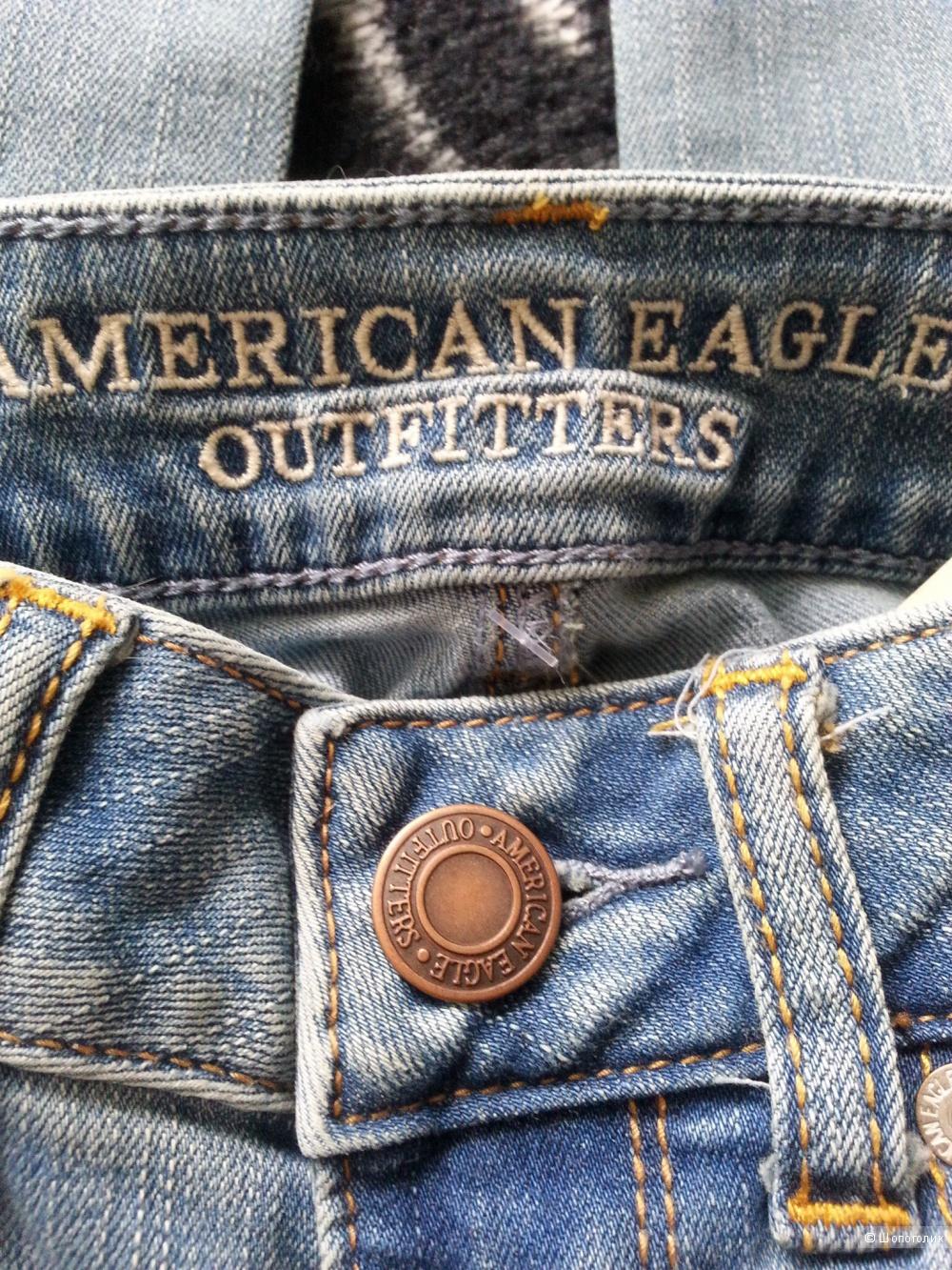 Джинсы American Eagle