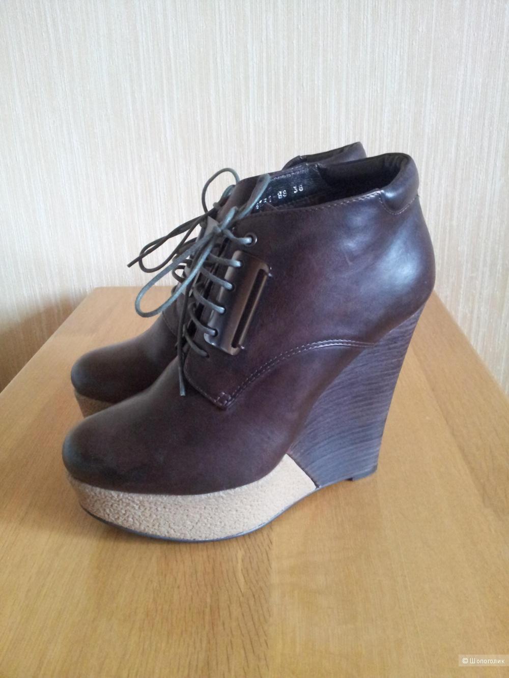 Зимние ботинки Ita Ita 38 размер