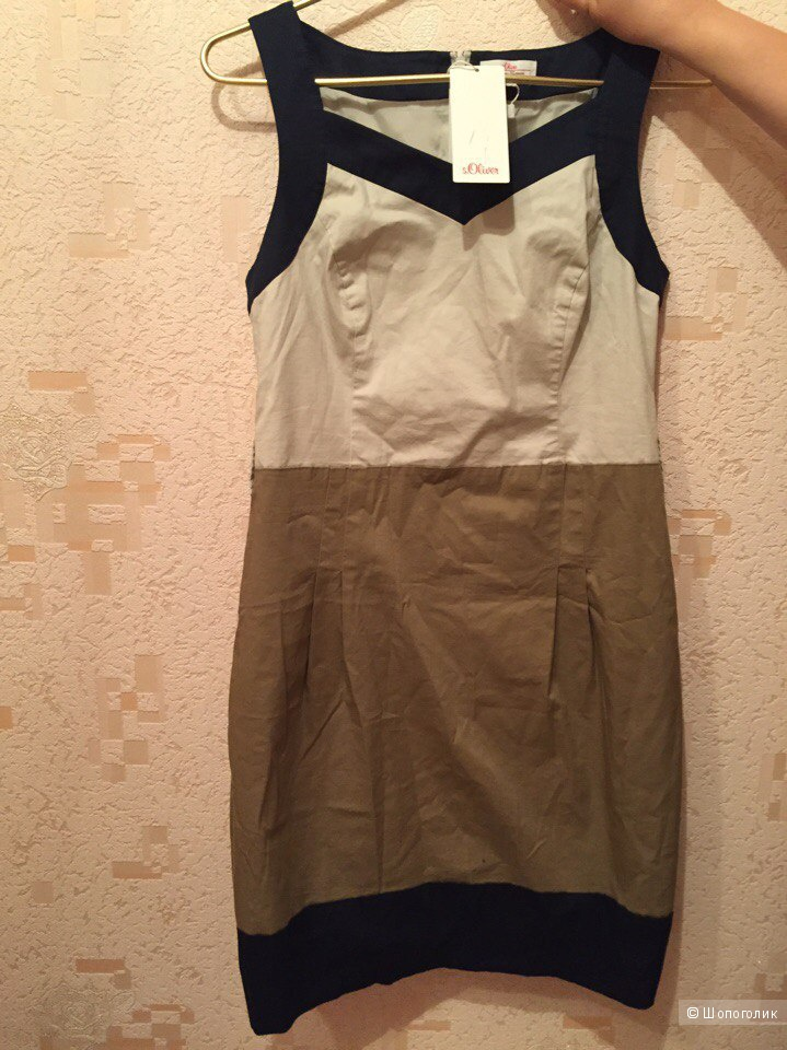 Новое платье S.Oliver