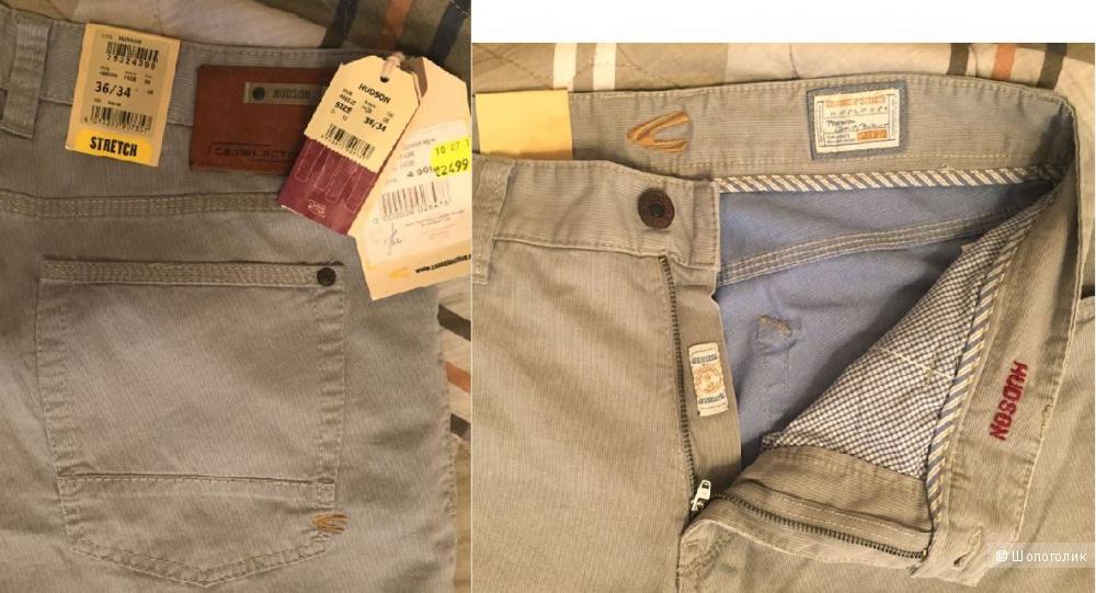 Новые мужские джинсовые брюки Camel Active, размер 36/34