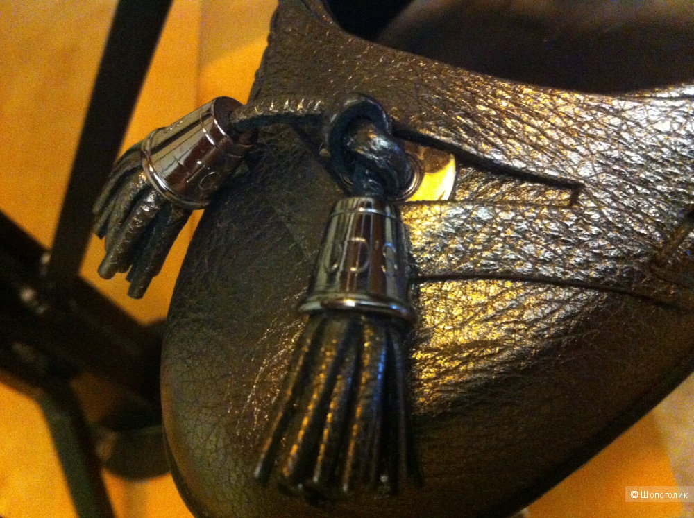 Женские туфли Tod's gomma, 38 размер, кожа, оригинал