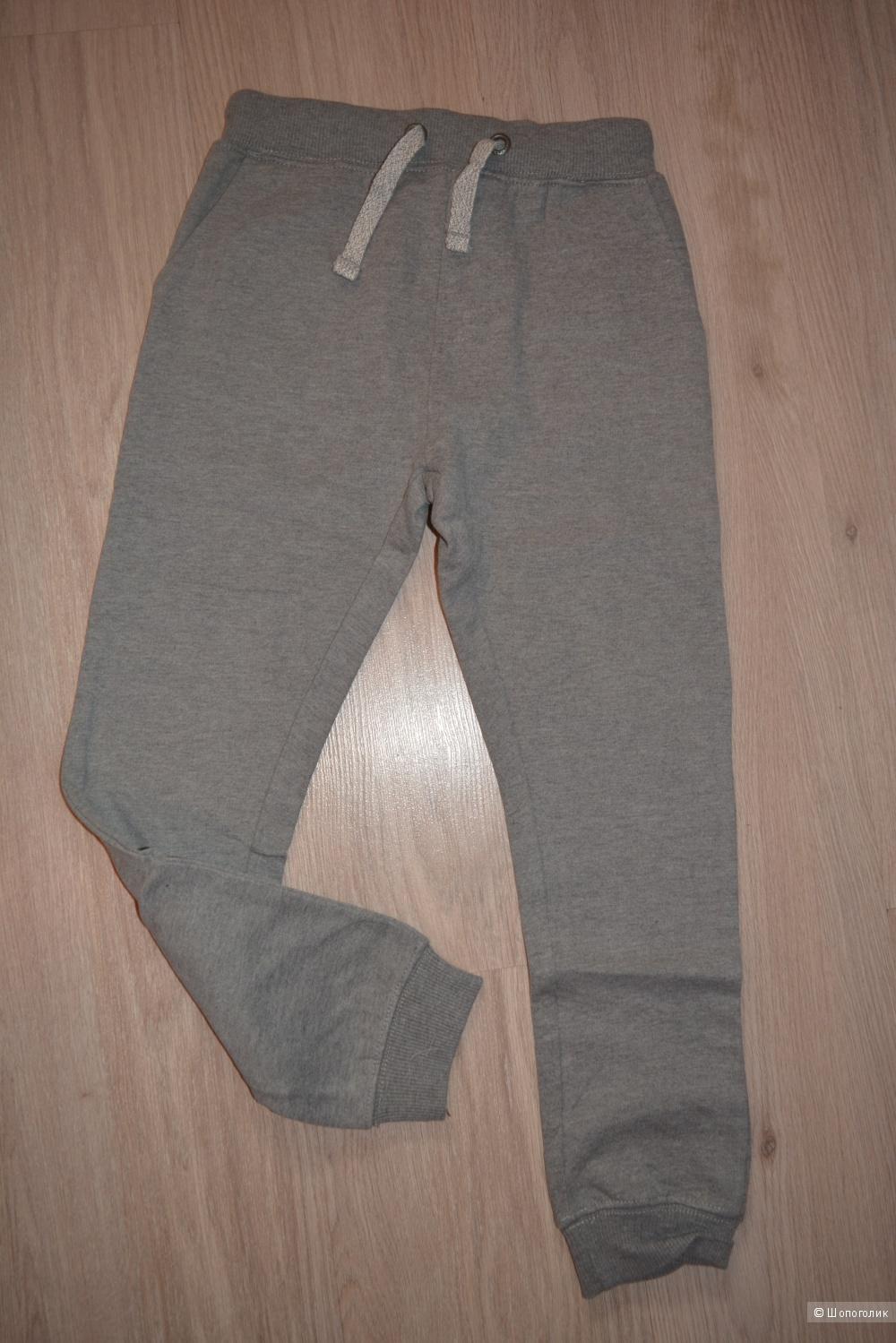 Новые штанишки на мальчика 6-7 лет
