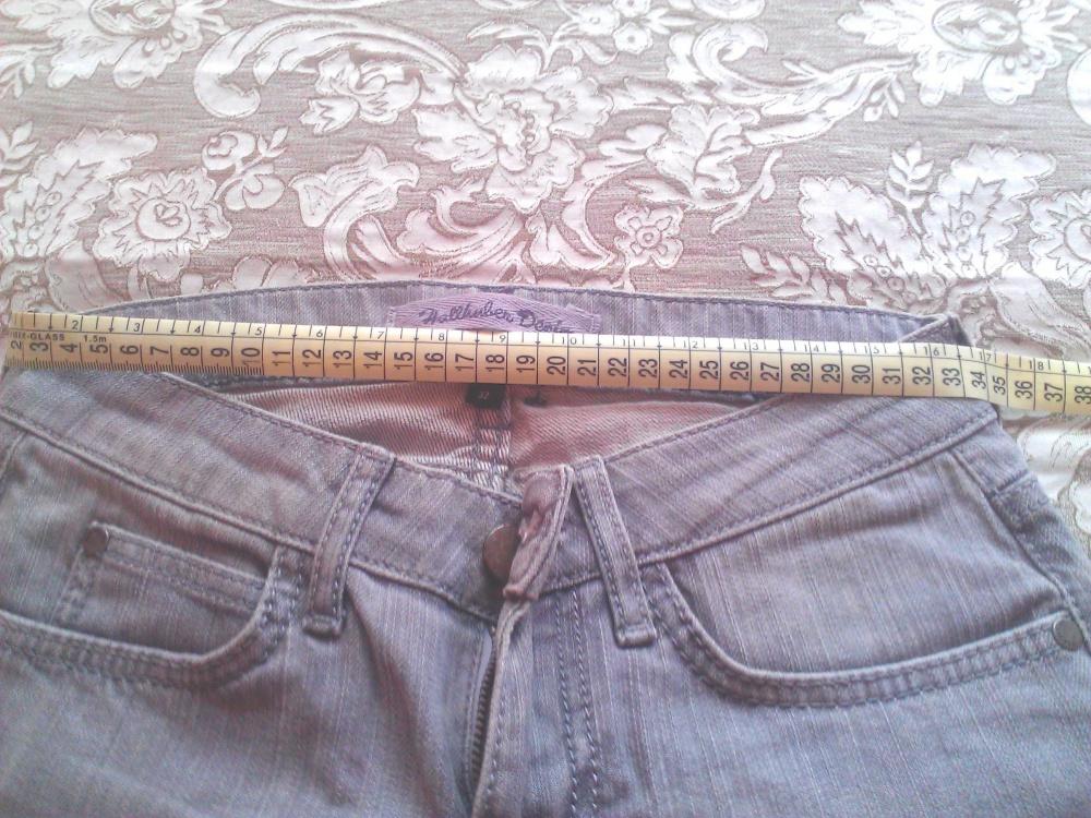 женские джинсы hallhuber (р.32)