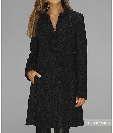 Пальто женское DKNY 44 раз-ра в идеальном сост