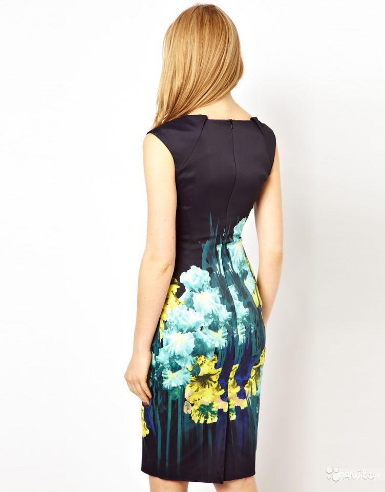 Платье Karen Millen UK8 оригинал новое