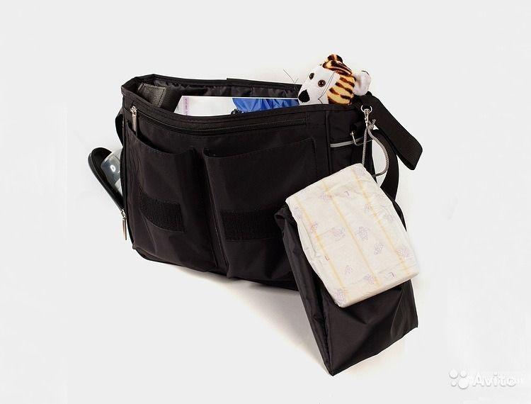 Новая сумка для коляски