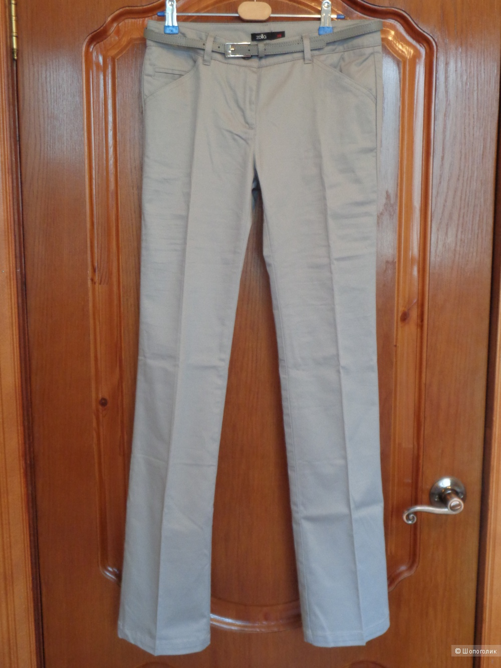 Новые серые брюки Zolla 40-42 росс