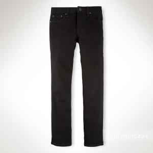 Новые подростковые  Baker Black Wash Slim Fit Jean Ralph Lauren, р. 14