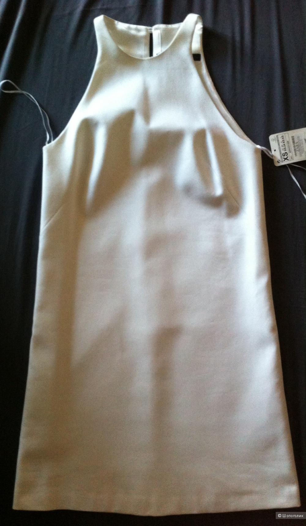 Платье Zara. Новое. Р.XS (40-42)