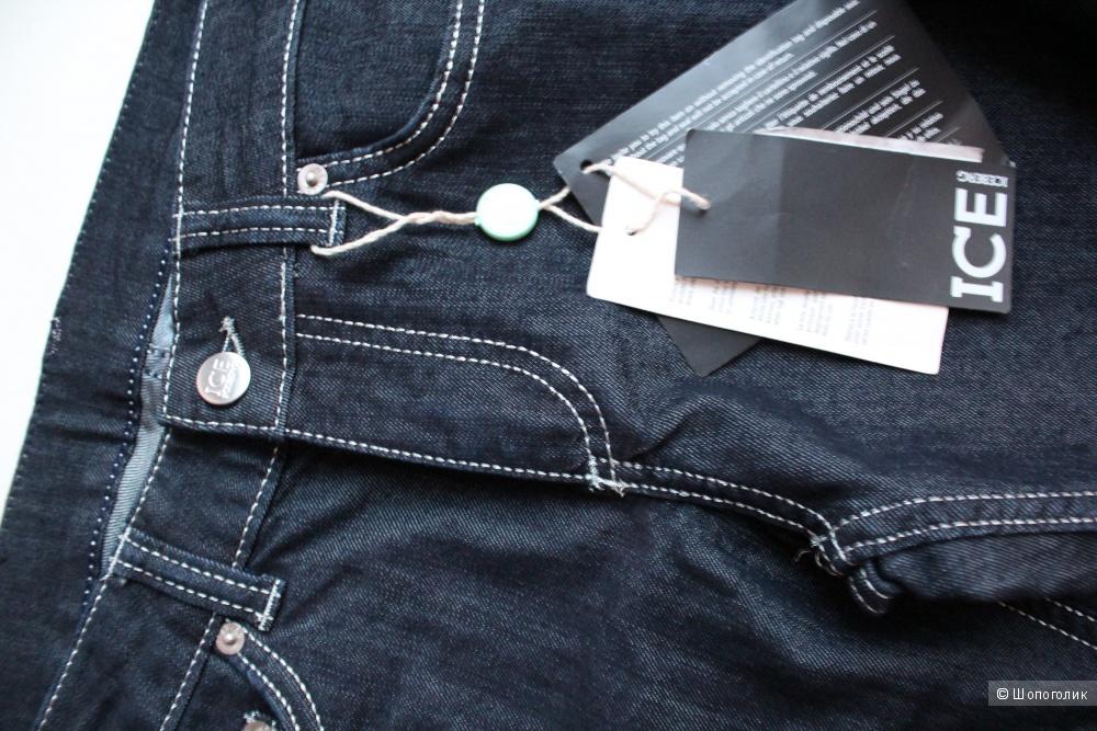 Классические женские джинсы прямого кроя, Ice Iceberg, фактический размер - 27
