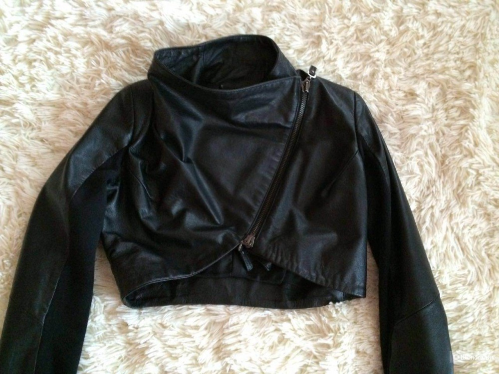 Кожаная куртка Tenax