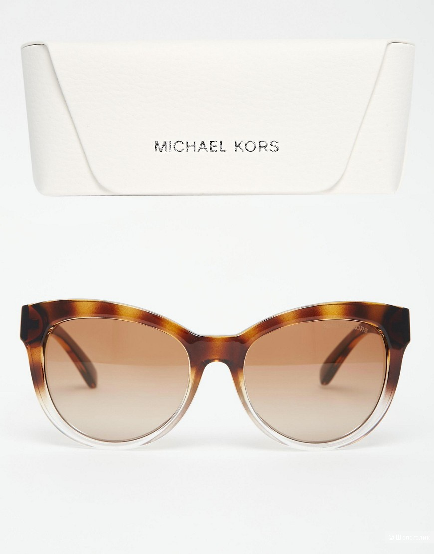 Солнцезащитные Michael Kors Ombre Sunglasses - Multi / No Size. Оригинал 100%.