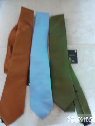 Massimo Dutti: новые галстуки