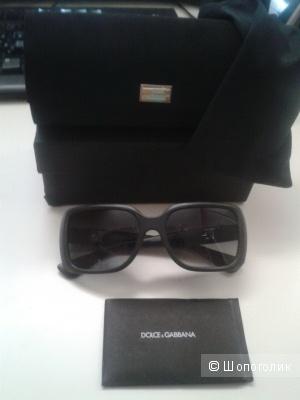Новые солнцезащитные очки Dolce&Gabbana