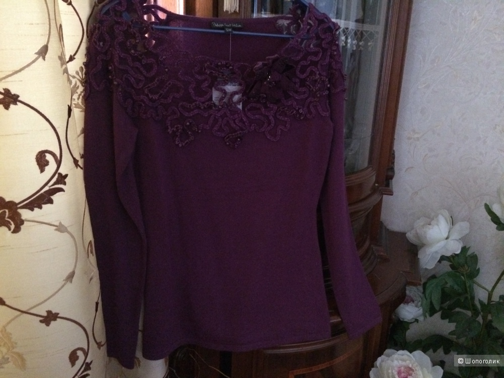 Пуловер (кофта) PHILIPPE CARAT (Франция)