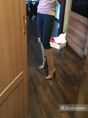 шикарные сапоги Chloe 38 размер