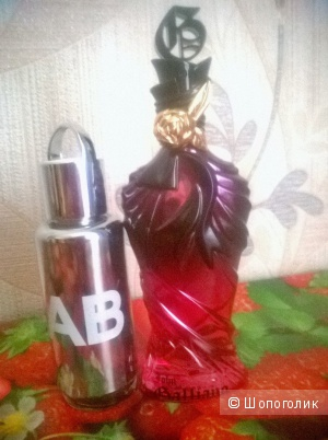 AB Blood Concept eau de parfum 30мл