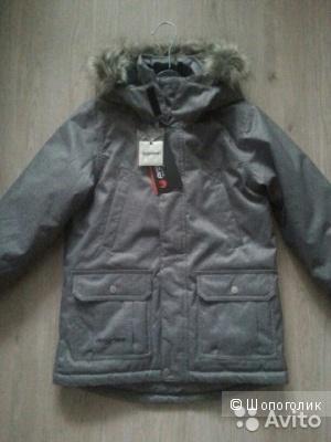 Новая финская куртка Progress by Reima, 122-128