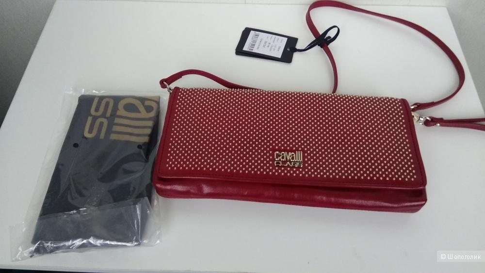 Пристрою  новую сумку клатч Cavalli Class