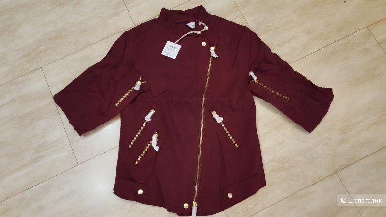 Жакет  Club Monaco Elsa Moto Jacket, размер XS
