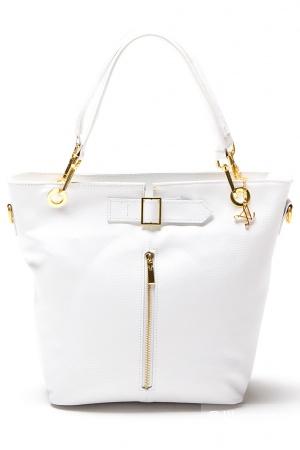 Кожаная сумка Luisa Vannini Италия новая