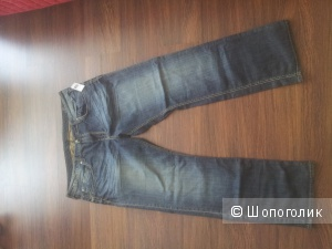 Мужские джинсы, размер 42X32