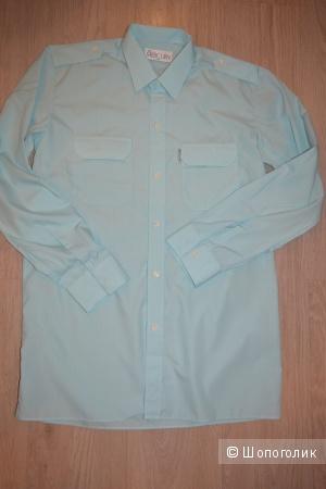 Классическая мужская сорочка, на 48-50 размер