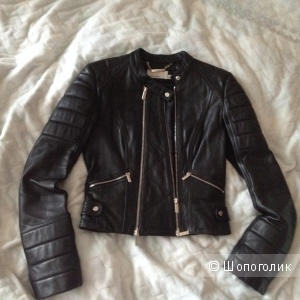 Кожаная куртка Karen millen