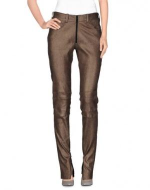 Кожаные брюки JANBOELO S