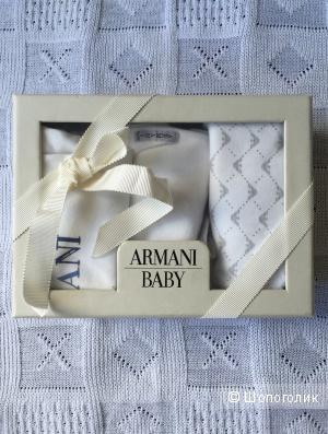 Набор боди armani baby на 6 мес б/у