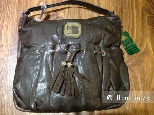 Mariella Burani женская дизайнерская сумка с логотипом