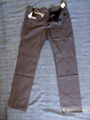 Мужские брюки свободного покроя