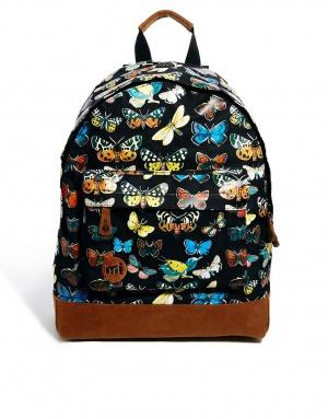 Рюкзак с бабочками Mi-Pac