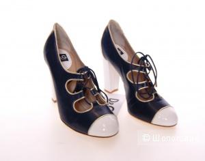 DOLCE & GABBANA ботиночки от кутюр Новые Оригинал р.38