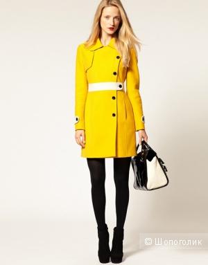 Пальто на осень-весну Karen Millen UK10 новое