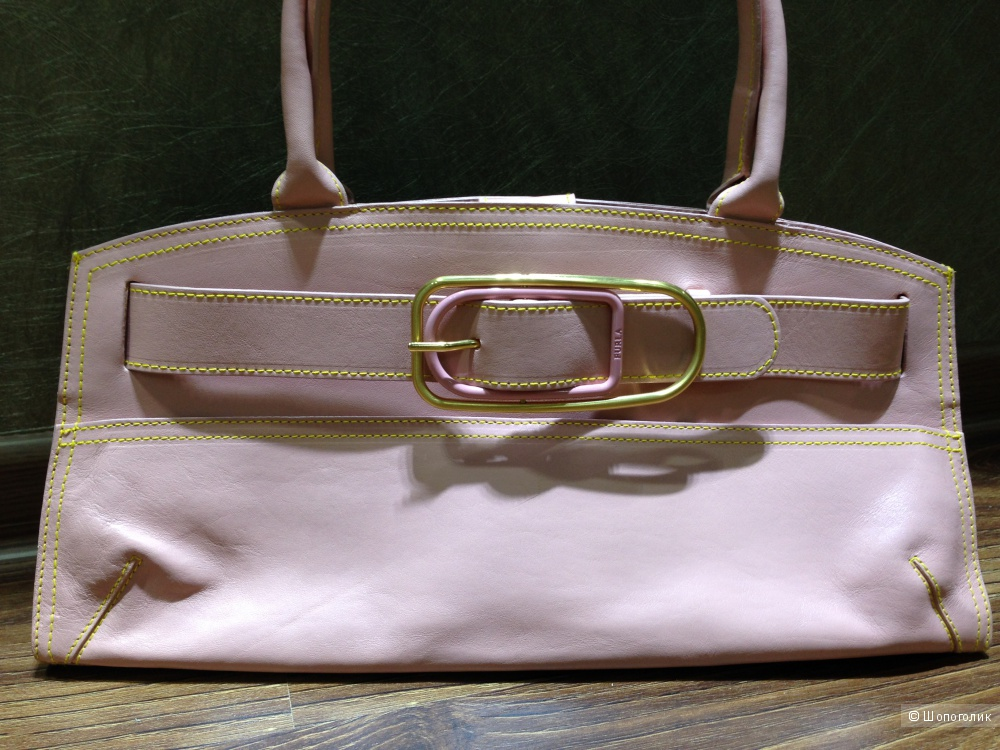 FURLA деловая сумка для работы Новая Оригинал