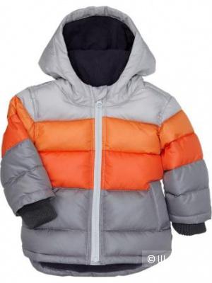 Новая осенняя стеганая куртка OldNavy размер 5Т