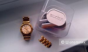 Swatch золотые