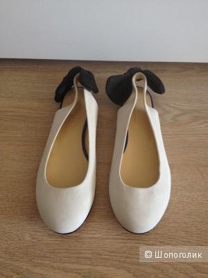 Продаю балетки Twin-Set Simona Barbieri