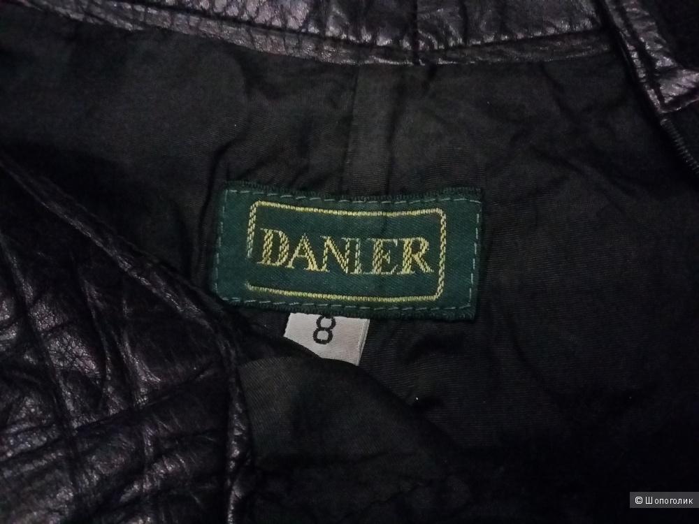 """Модные кожаные брюки. Бренд """" Danier"""". Канада. 42-44"""