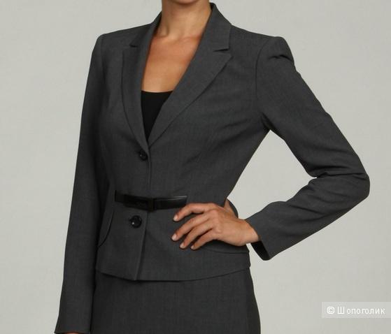 3d061d9d178 Calvin Klein строгий деловой костюм в офис р.44 Новый Оригинал