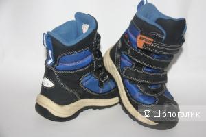 Ботинки на мальчика Котофей размер 28 (Зима/еврозима)