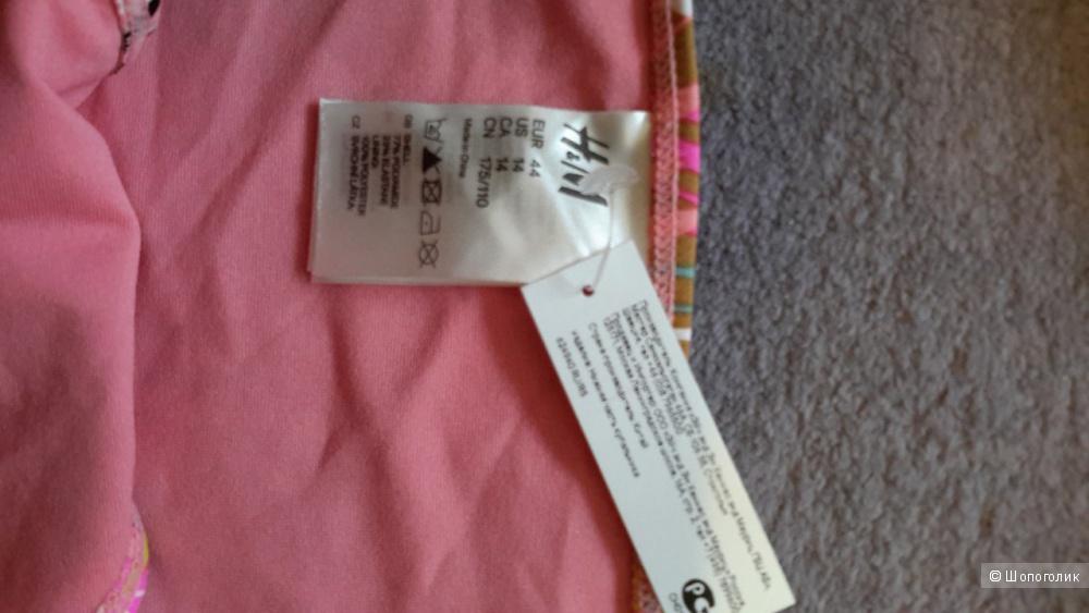 Купальник H&M размер верх 40 евро, низ 44 евро новый