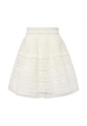 Белая юбка Pinko