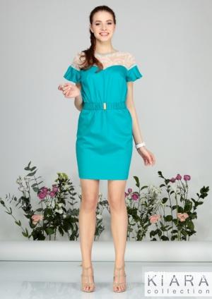 Платье Kiara р.40 (наш 46) новое только в цвете ОРАНЖЕВЫЙ