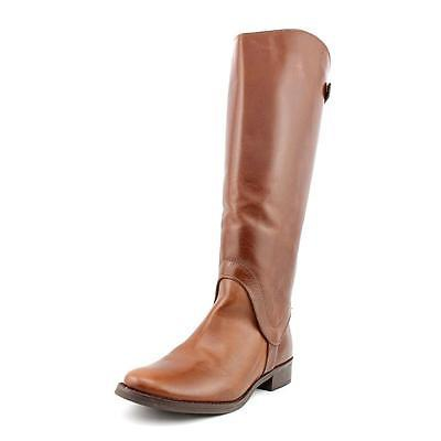 Жокейские сапоги Steven Steve Madden Sady W Round Toe Leather Knee High Boot