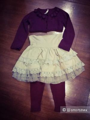 Лот детской одежды 3-5 лет.